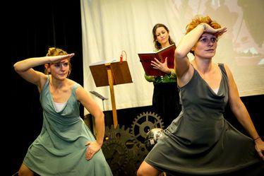 """Compagnie Sac de Nœuds : """"La danse permet de resserrer les liens avec les publics"""""""