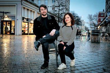 """Clémentine Quéré et Clément Mehenni, fondateurs de l'asso Discord Shows : """"Redynamiser la scène rock !"""""""