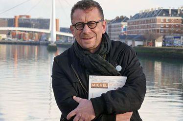 Xavier Grandguillot, fondateur de la revue culturelle MICHEL