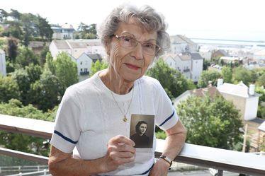 A l'occasion du 75e anniversaire de la Libération, Henriette Leprovost, ancienne équipière nationale, témoigne