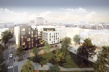 La réhabilitation du Centre ancien se poursuit avec la création de la première auberge de jeunesse au Havre