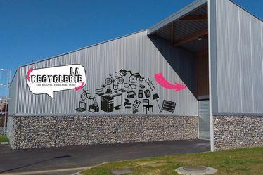 Le centre de recyclage Le Havre-Nord se dote d'une Recyclerie pour la récupération et le réemploi d'objets, au bénéfice d'associations locales.