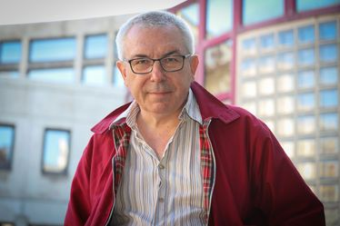 Stéphane Trois Carrés, artiste et professeur à l'Ecole Supérieure d'Art et Design Le Havre-Rouen