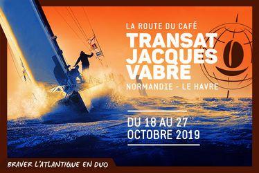14e édition de la Transat Jacques Vabre - du 18 au 27 octobre au Havre