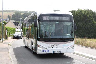 Gratuité des transports publics en cas de pic de pollution
