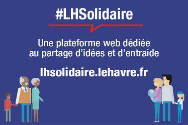 La Ville du Havre lance sa plateforme collaborative et solidaire pour retrouver toutes les initiatives du territoire