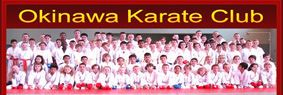 Okinawa karate club