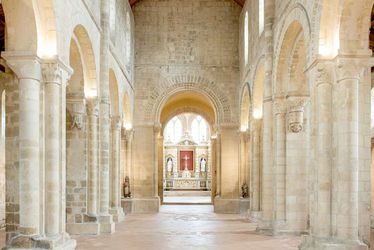 Abbatiale abbaye de Graville