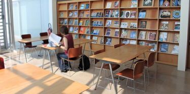 Bibliothèque du MuMa