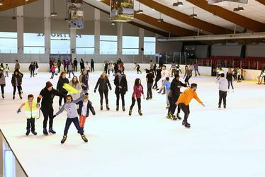 patinoire, patinage, patin à glace