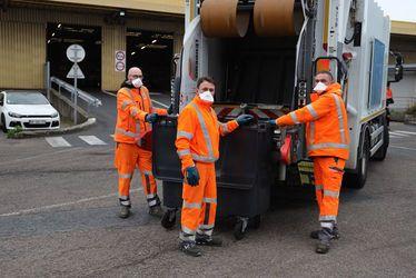 Cycle des déchets : concilier continuité et protection des agents