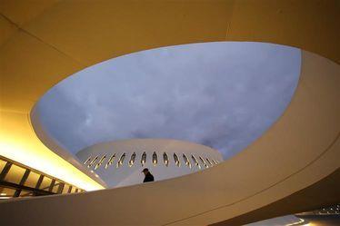 Bibliothèque Niemeyer : une fréquentation exceptionnelle