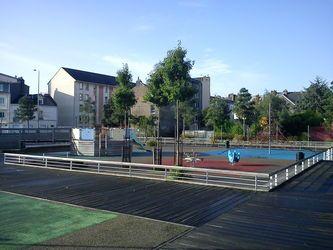 Aire de jeux du square Arcole-Brindeau