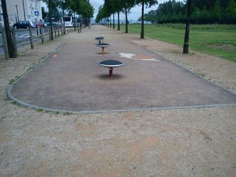 Aire de jeux Promenade sud de Caucriauville
