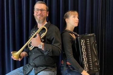 Le Havre en chanson - Pierre Grimopont et Marion Buisset