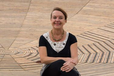Corrine Chartier, créatrice du cabinet inTERREface