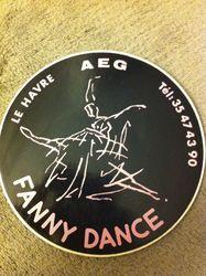 Association des parents d'eleves du groupe fanny danse