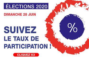 Élections municipales : suivez l'évolution du taux de participation au Havre