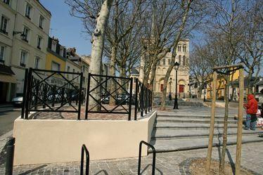 Place Saint Vicent