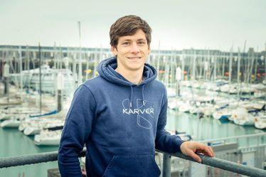 Guillaume Pirouelle, skipper : « Je veux porter haut les couleurs de la Normandie et réaliser mon rêve de course au large »