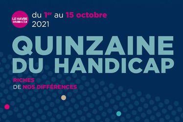 Quinzaine du handicap 2021
