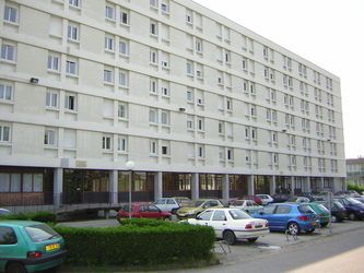 Résidence universitaire Caucriauville
