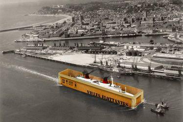 Les plus beaux paquebots du XXe siècle reprennent vie le temps d'Un Été au Havre et d'une expo conçue par French Lines au Grenier des Docks