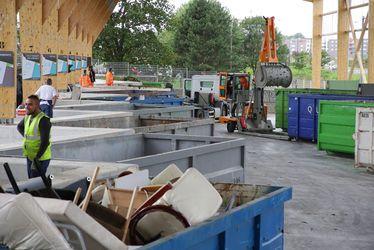 Un nouveau centre de recyclage ultramoderne pour Le Havre-Nord
