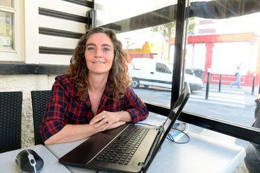 Karine Chevallier, conceptrice du site cehavrequitappelle.fr