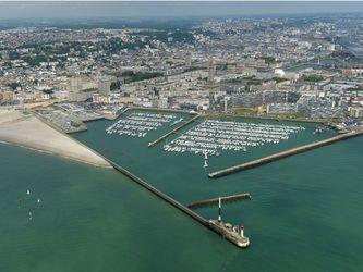 Le Havre, vu du ciel
