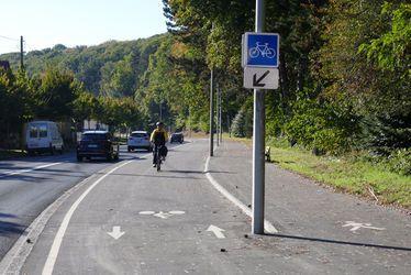750 mètres de pistes cyclables supplémentaire aux abords de la Forêt de Montgeon