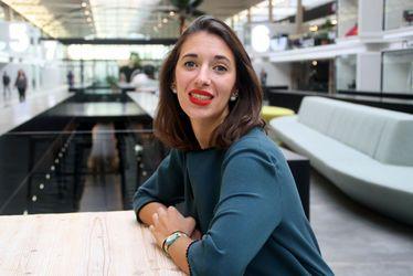Dorothée Bessière, co-fondatrice de Save Eat, une appli pour cuisiner sans gaspiller