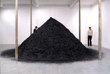 Stéphane Thidet, l'un des artistes d'Un Été au Havre, expose également au Portique