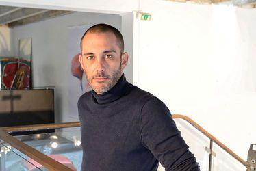 Mathieu Coussin a jeté l'encre au Havre à bord de son CaféInk