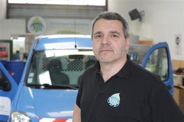 Avec sa société ODD Le Havre, Jean-François Samson nettoie durablement les véhicules et s'engage pour l'insertion