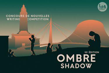 """10e édition du Concours de nouvelles """"Ombre / Shadow"""""""