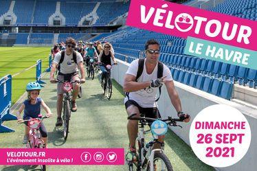 Vélotour Le Havre 2021
