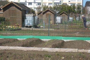 Jardins familiaux de la Sous-Bretonne