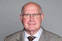 Pascal CRAMOISAN, adjoint au maire, chargé des bâtiments