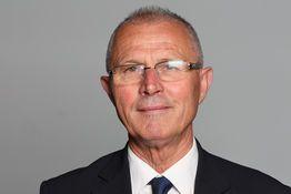 Yves HUCHET, adjoint au maire, chargé des quartiers Sud