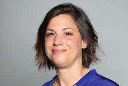 Caroline LECLERCQ, adjoint au maire, chargée des affaires internationales