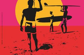 The Endless Summer - Affiche