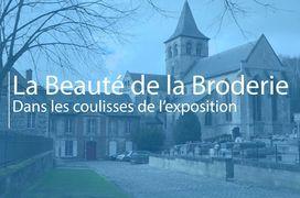 La beauté de la broderie - Exposition de broderies de la collection du Musée moderne de Dalian à l'Abbaye de Graville