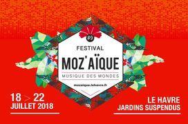 moZ'aïque 2018 - Teaser