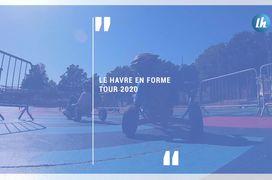 Le Havre En Forme Tour 2020 - Aftermovie