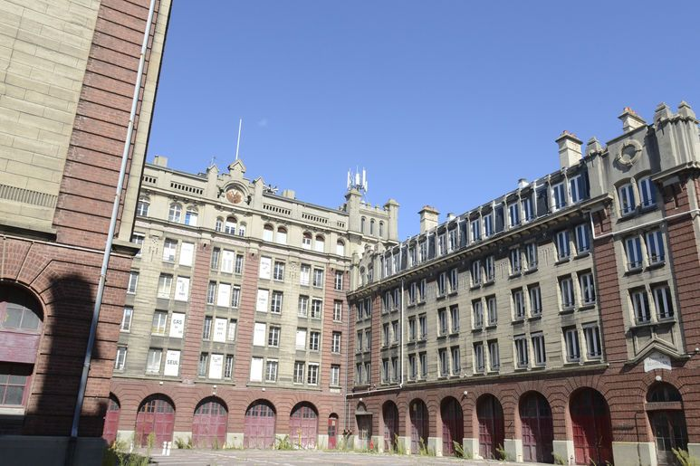 L'ancienne caserne de pompiers Dumé d'Aplemont bientôt réhabilitée accueillera logements, hôtel, résidence seniors et un centre dédié aux arts visuels