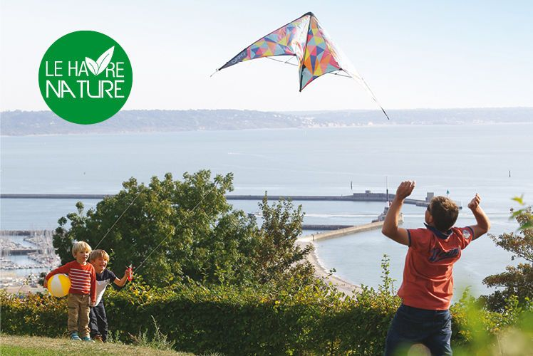 La Ville du Havre développe une nouvelle politique publique intitulée Le Havre Nature