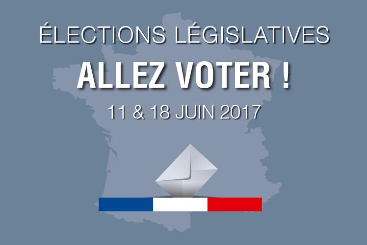 Élections législatives : mode d'emploi