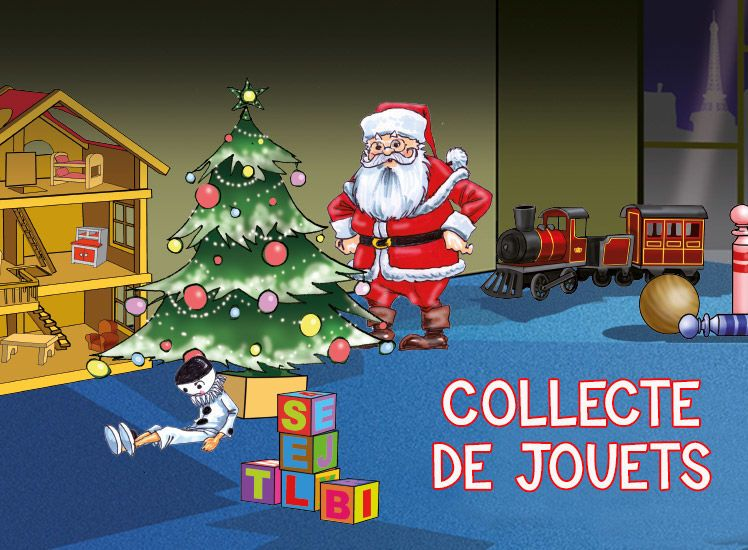 Faites un don de jouets pour Noël au Havre 2018