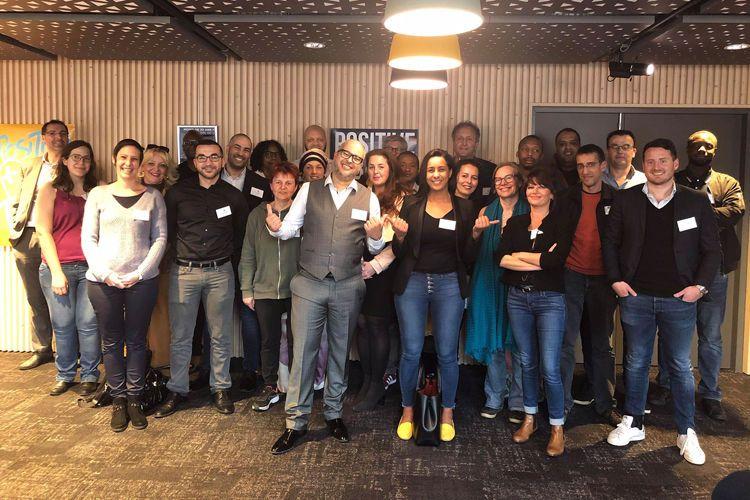 Le Club des Positiveurs met en réseau les entrepreneurs accompagnés par Positive Planet France au Havre
